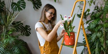 10 Ways Your House Plants Make You A Better Partner