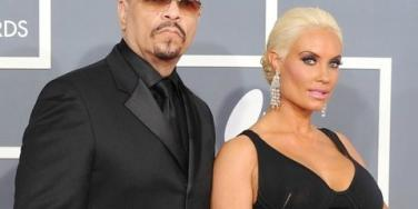 Ice-T's Wife Coco Has A Handsy, Perverted Ghost That Touches Her