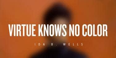 ida b wells quote