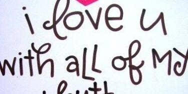 pinterest love quote