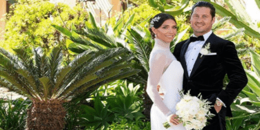 Who Is Jenna Johnson? New Details On Val Chmerkovsky's Wife — And Their Wedding