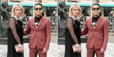 Who Is Lucy Boynton? New Details About Rami Malek's Girlfriend And Co-Star In Bohemian Rhapsody!