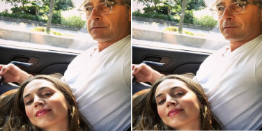 Who is Eliza Dushku's husband?