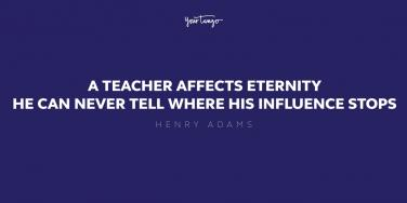 30 Inspirational Quotes For Teachers To Kick Off The School Year