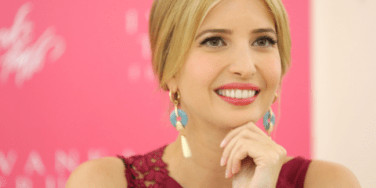 """Ivanka Trump On Parenting: """"It's Difficult For Me To Leave Her"""""""