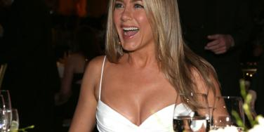Jennifer Aniston white dress