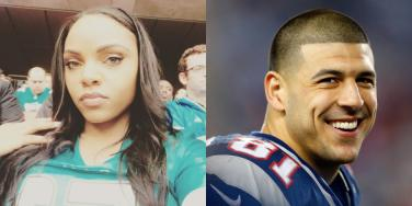 Is Aaron Hernandez's Fiance Pregnant With His Child? New Details About Their Potential Child She Might Have Just Months After His Death