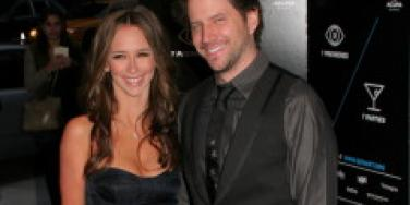 Jamie Kennedy and Jennifer Love Hewitt