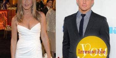 Jennifer Aniston and Channing Tatum