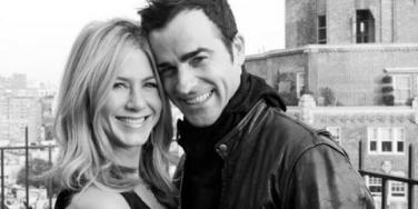 Jennifer Aniston and Justin Theroux paris