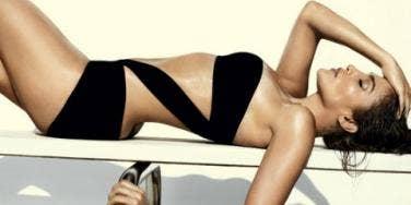 Jennifer Lopez bikini body Vogue