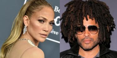 Is JLo Dating Lenny Kravitz After A-Rod Breakup?