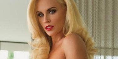 Jenny McCarthy in Playboy 2012
