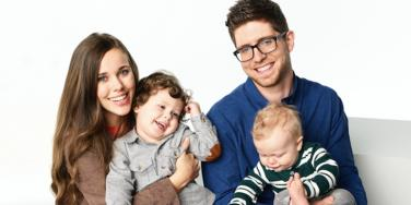 jessa duggar, ben seewald, and family