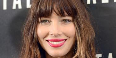 Jessica Biel smile