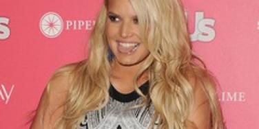 Jessica Simpson Is Basically Selling Her Baby Announcement