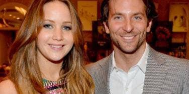 Jennifer Lawrence & Bradley Cooper