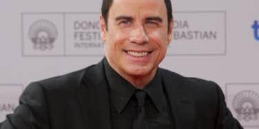 John Travolta: Wedding Crasher?