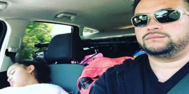 Is Hannah Gosselin living with Jon?
