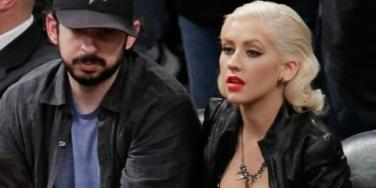 Trick-Or-Treat For Christina Aguilera And Her Ex-Hubby