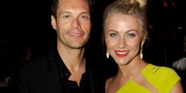 Celeb Couples: Are Julianne Hough & Ryan Seacrest Back Together?