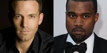 Friend Love: Ben Affleck & Kanye West Explain Bro Code In GIFs!