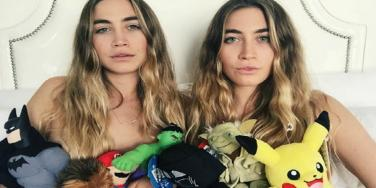 These Twins Pose Naked On Instagram With Toys And Then Sell Them