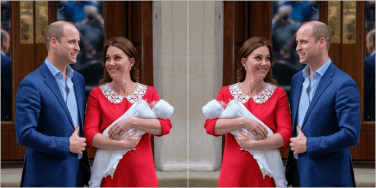 is Kate Middleton pregnant with baby #4