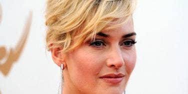 "Kate Winslet Is Still Dating That ""RocknRoll"" Guy"