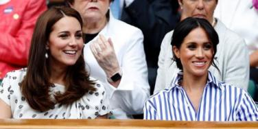 Are Kate Middleton And Meghan Markle Really Fighting?