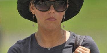 Kate Gosselin Wearing Ring