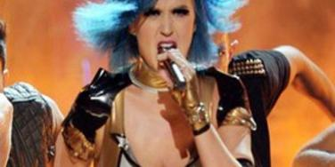 Katy Perry's Grammy Performance Was Totally A Revenge Song