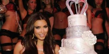 Kim Kardashian bachelorette party