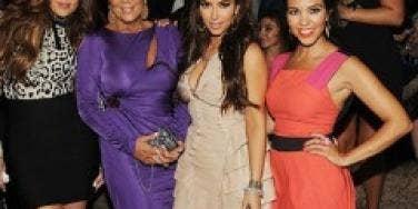 kim kardashian kourtney kris khloe bachelorette party