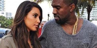 """Kim Kardashian and Kanye West, known as """"Kimye,"""" in Miami"""