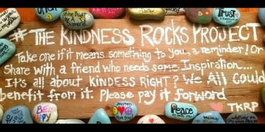 The Kindness Rocks Project Is Empowering People To Spread Happiness And Optimism Everywhere