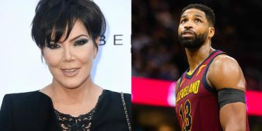 Kris Jenner, Tristan Thompson, Cheating, Contract
