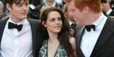 Kristen Stewart On The Road cast