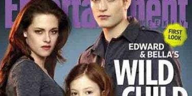Kristen Stewart, Robert Pattinson Entertainment Weekly