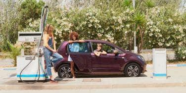 sexist car for women