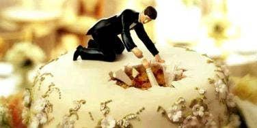 marriage failing