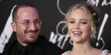 Jennifer Lawerence engaged Darren Aronofsky