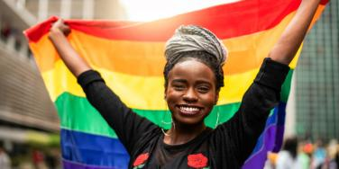 How To Be A Good Ally During LGBTQ Pride Month (And Year Round)