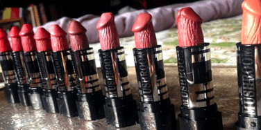 Lipsticks Shaped Like Penises Are Now A Thing