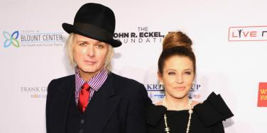 Lisa Marie Presley's Twin Daughters In Protective Custody After 'Disturbing' Images Found On Husband's Computer