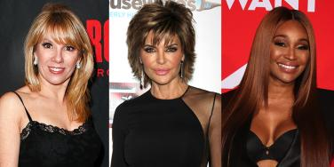Lisa Rinna, Ramona Singer, and Cynthia Bailey