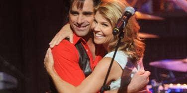 Love: Lori Loughlin Responds To John Stamos' 'One That Got Away'