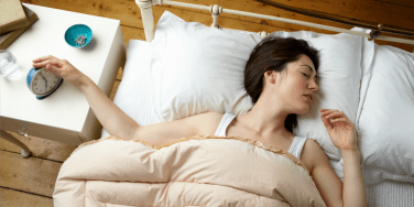 loud alarm clocks wake up