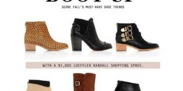 Update Your Date Night Look! Enter SheFind's Fall Shoe Giveaway