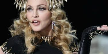 Madonna at the Super Bowl